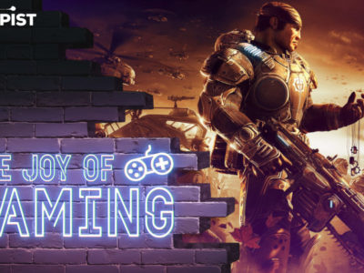 The Brilliant Combat Encounter Design of Gears of War - The Joy of Gaming