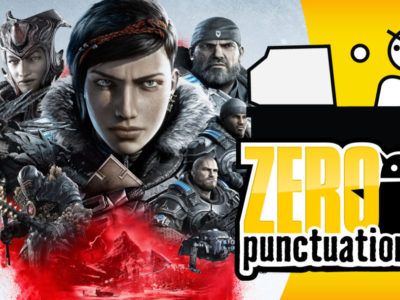 Gears 5 - Zero Punctuation Yahtzee Croshaw