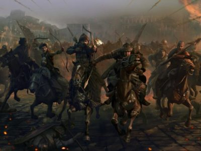 Troy: A Total War Saga, Creative Assembly