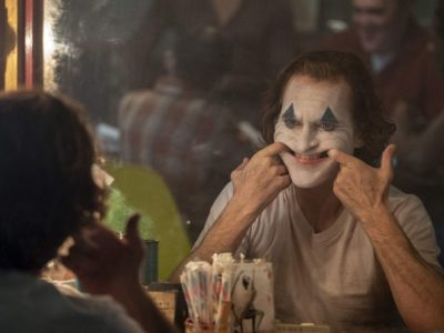 Joker Response to Criticism Joaquin Phoenix Todd Phillips