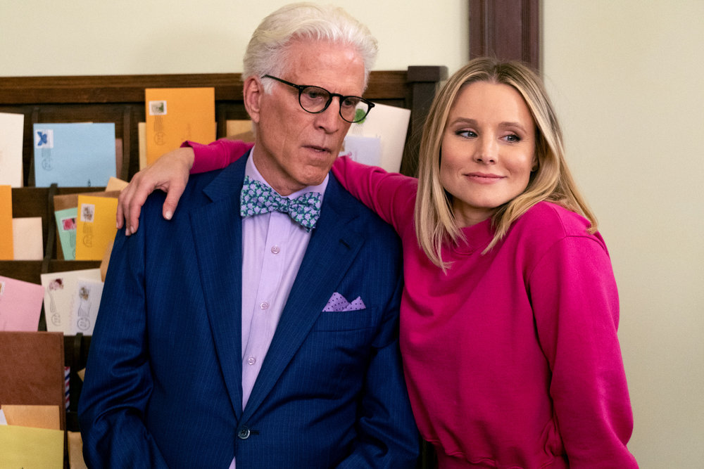 the good place is underrated and overlooked