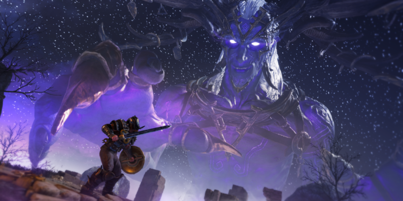 Exclusive: Rune II Launching Nov. 12 with a 15-Hour Quest to Kill Loki