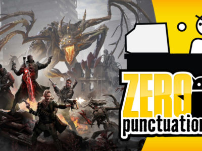 Yahtzee Croshaw Zero Punctuation Remnant: From the Ashes