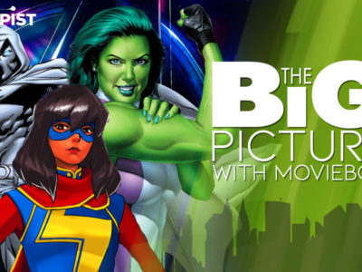 The Future of The MCU: Who Are Moon Knight, She-Hulk and Ms. Marvel? - The Big Picture