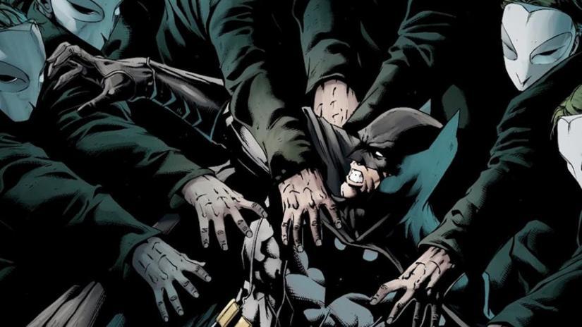 WB Games Montreal Batman game Batman: Court of Owls Scott Snyder