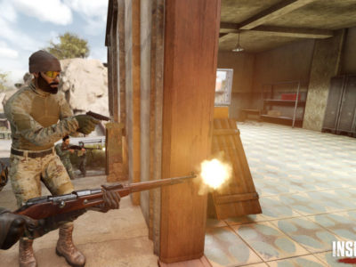 Insurgency: Sandstorm, New World Interactive