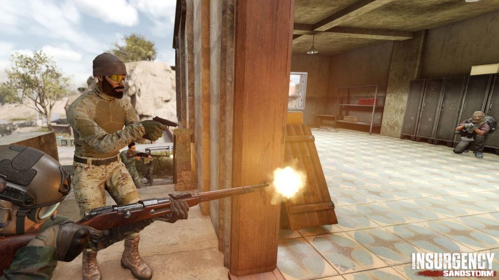 Insurgency: Sandstorm, New World Interactive
