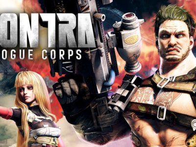 Contra: Rogue Corps Combines the A-Team and Diablo for Alien-Killing Madness