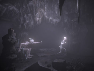 DARQ review: Tim Burton & Playdead Limbo Inside