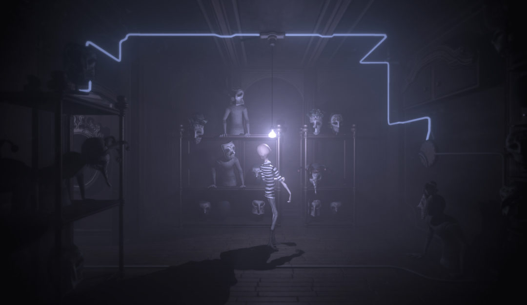 DARQ review: Tim Burton & Playdead Limbo Inside