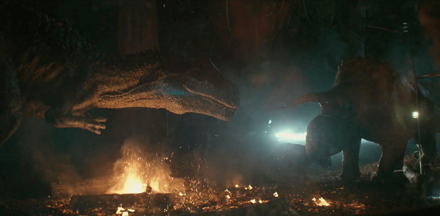Battle at Big Rock Jurassic World Colin Trevorrow In the Frame