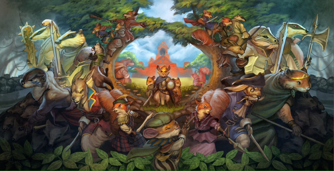 The Legacy of Redwall Lives on in Root, D&D, and Other Fantasy Games
