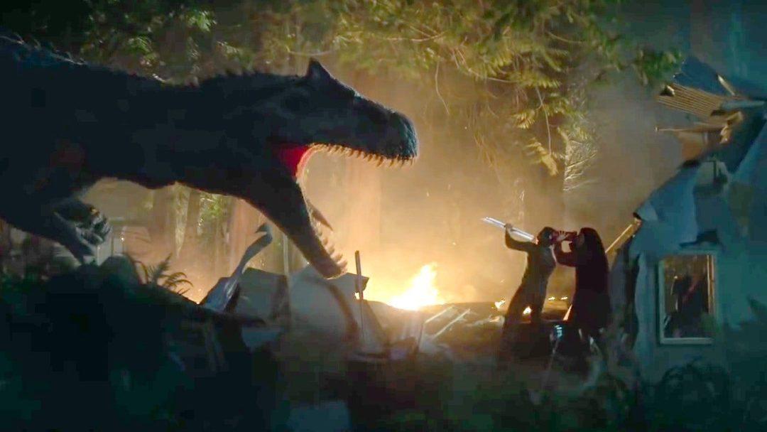 Jurassic World Battle at Big Rock