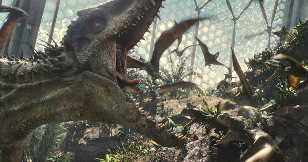 Battle at Big Rock Jurassic World short film Colin Trevorrow