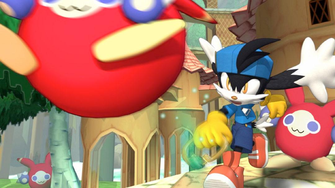 Bandai Namco trademarks Klonoa, Mr. Driller, Splatterhouse