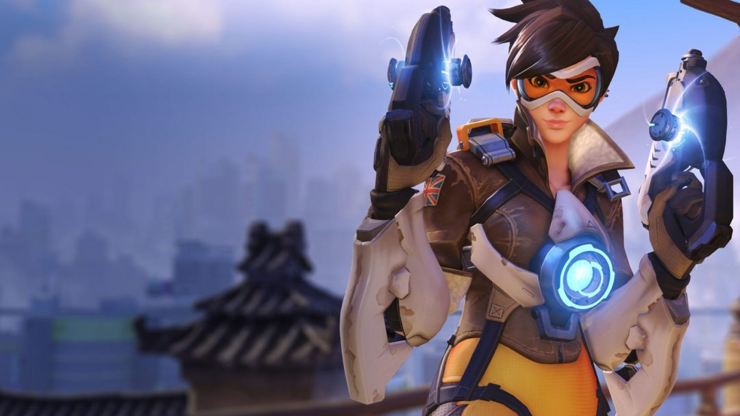 Overwatch Is Coming to Nintendo Switch
