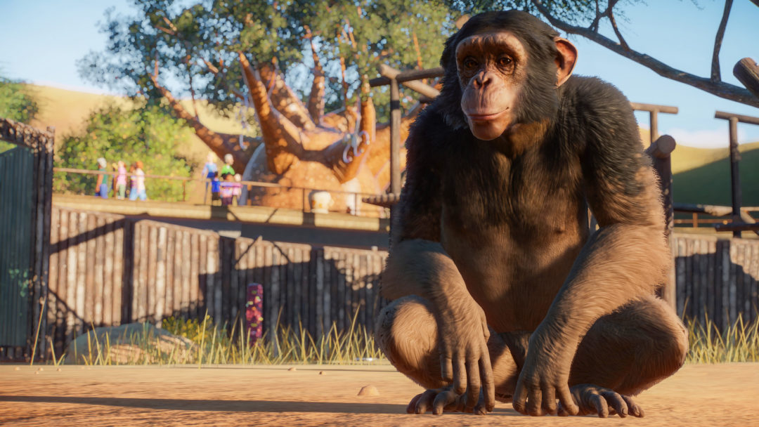 Planet Zoo Gameplay Reveal Features Happy Tapirs and Runaway Rhinos