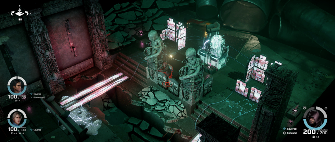 Victor Lionhead: Rain of Reflections Is a Love Letter to XCOM