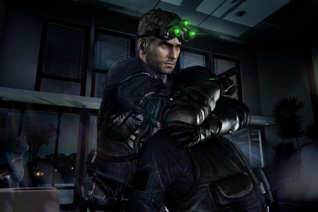 Splinter Cell, Ubisoft, GameStop