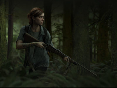 The Last of Us Part II Feb. 21, 2020 two discs