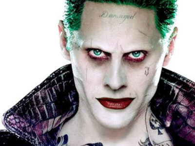 Suicide Squad Jared Leto Joker is not happy