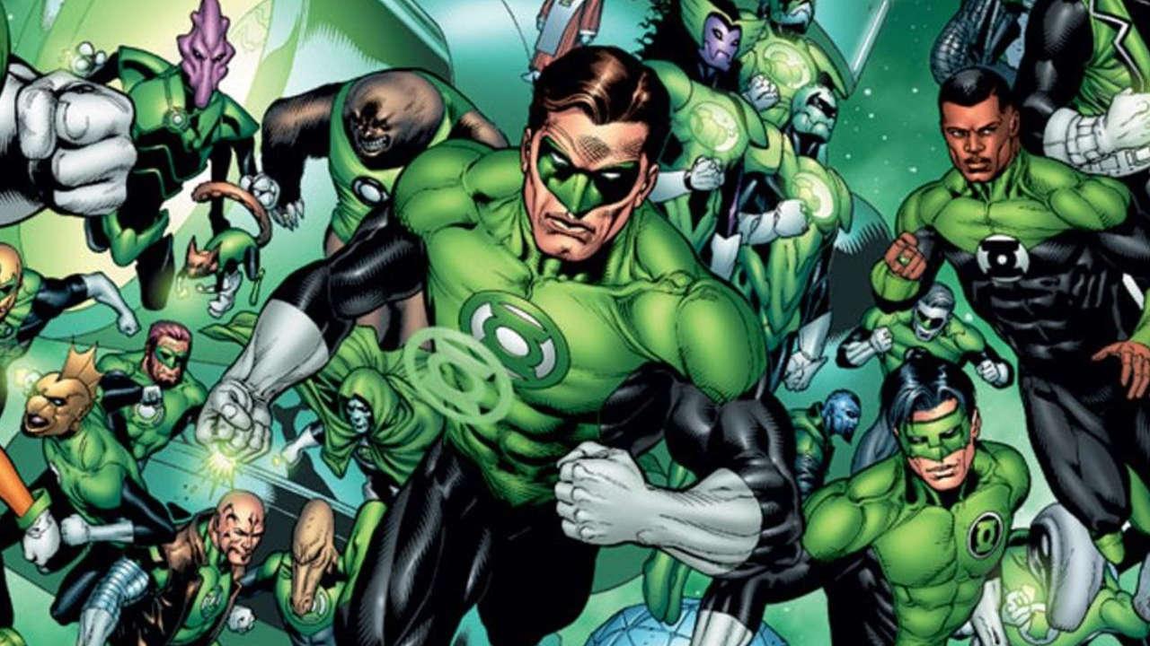 Arrowverse Greg Berlanti Green Lantern Strange Adventures HBO Max