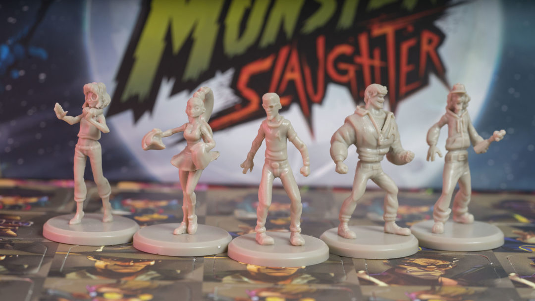 Monster Slaughter Is a Goofy Tribute to '80s Horror Films