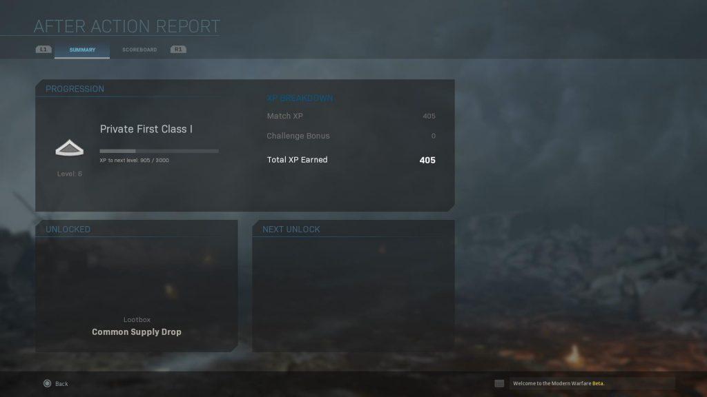 Call of Duty: Modern Warfare, Activision, Infinity Ward, loot boxes