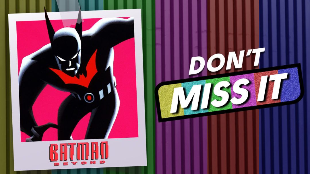 Batman Beyond Charted Batman's Future and Redefined Its Mythos