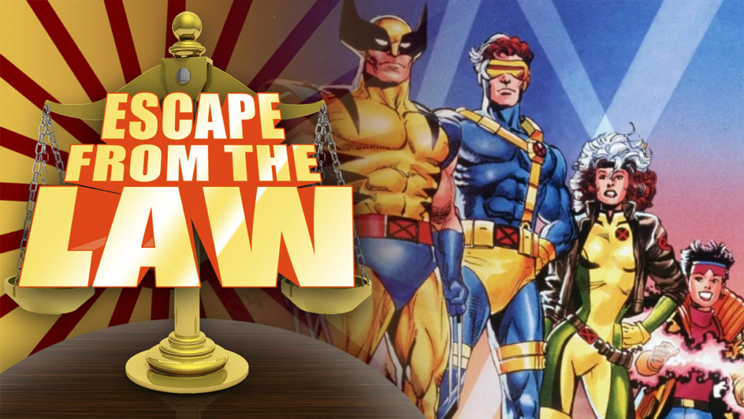 X-Men copyright lawsuit Zoltan Krisko Ron Wasserman