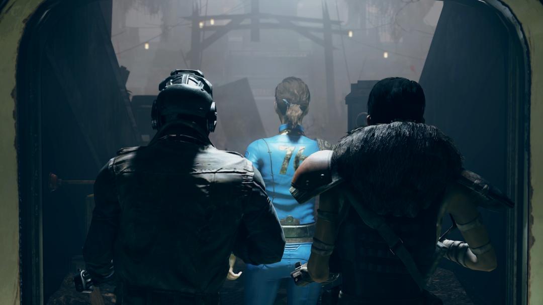 Fallout 76, Wastelanders, Bethesda