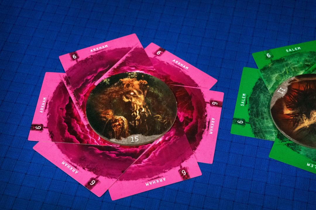 Gates of Delirium tabletop H. P. Lovecraft game