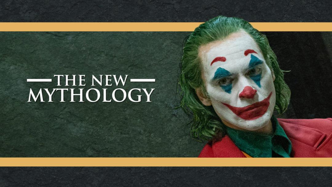 The Joker Writes His Own Origin Story