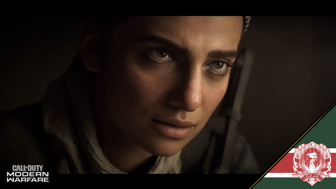 Call of Duty: Modern Warfare Taylor Kurosaki Infinity Ward interview