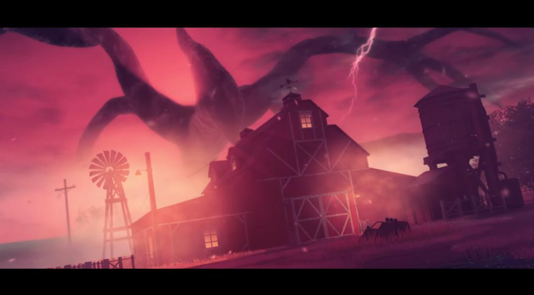 Rocket League Haunted Hallows Stranger Things Psyonix