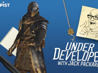 How Dark Souls Teaches Productivity - UnderDeveloped