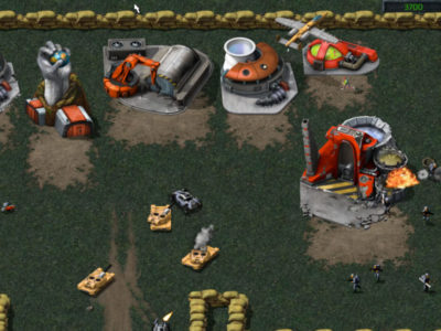 Command & Conquer Remastered teaser trailer classic visuals