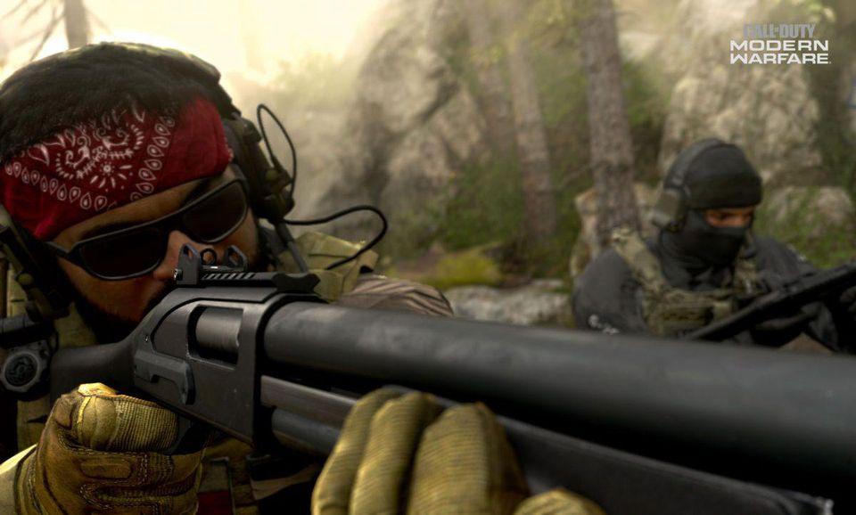 Call of Duty: Modern Warfare battle pass no loot boxes Infinity Ward