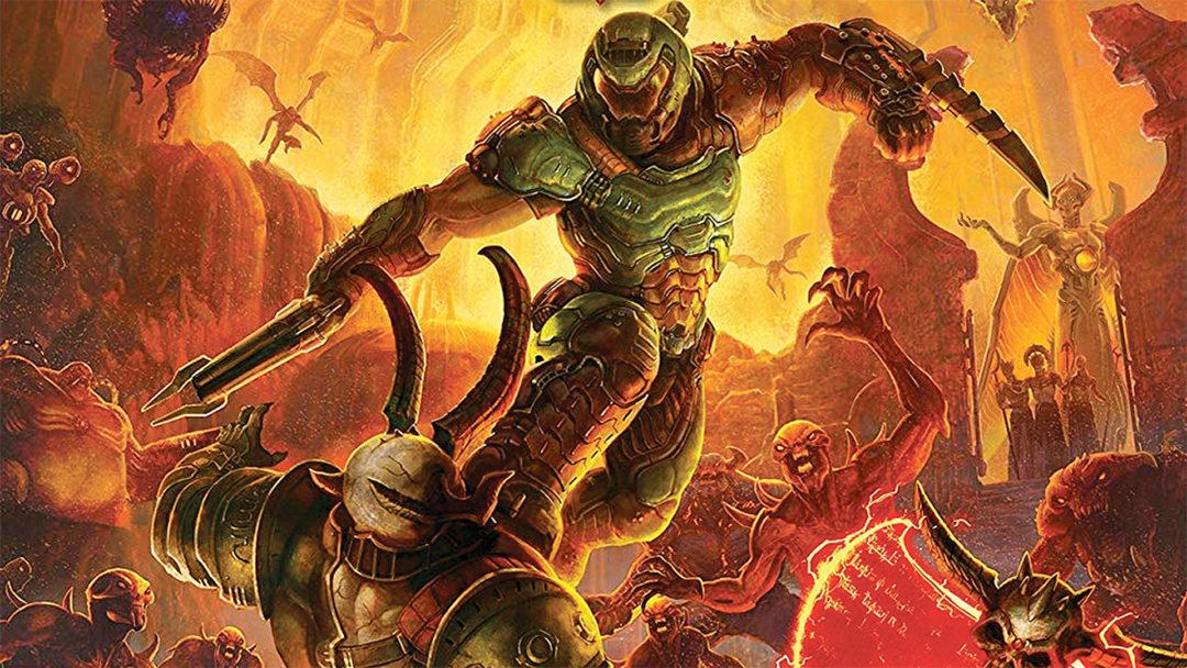 Doom Eternal delayed to March 2020