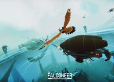 The Falconeer interview with Tomas Sala