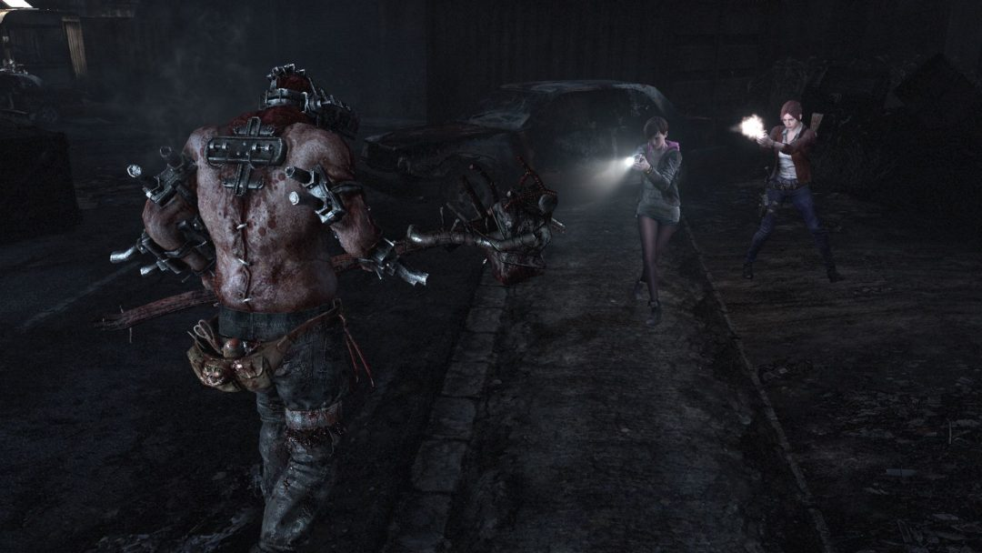 Resident Evil 6 & Resident Evil: Revelations 2 evolved multiplayer