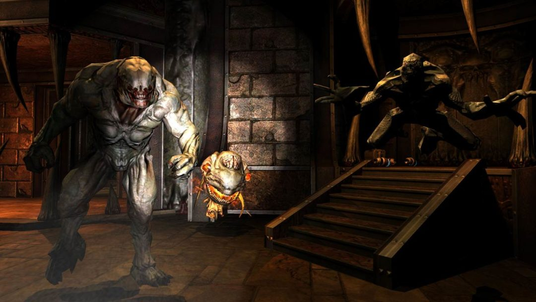 Doom 3 Resurrection of Evil redeemed the game