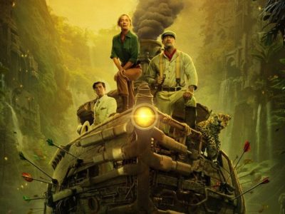 Disney Jungle Cruise Dwayne Johnson Emily Blunt trailer