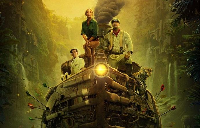 Disney Jungle Cruise Dwayne Johnson Emily Blunt trailer