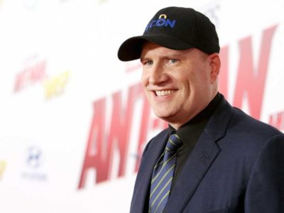 Kevin Feige Chief Creative Officer Marvel CCO