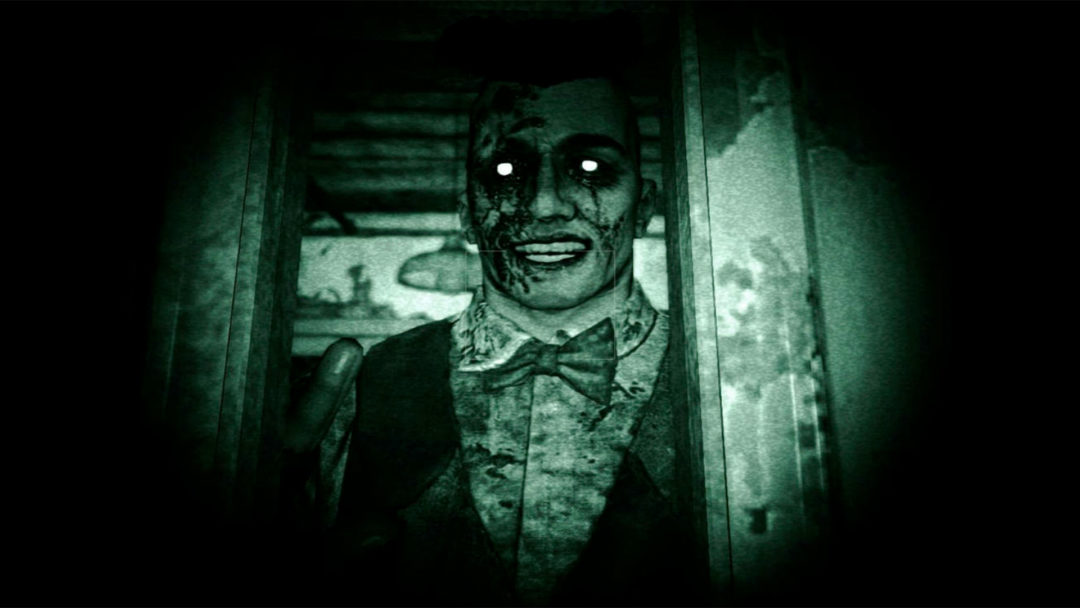 Outlast spin-off Red Barrels