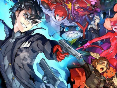 Persona 5 Scramble: The Phantom Strikers sequel Omega Force Atlus