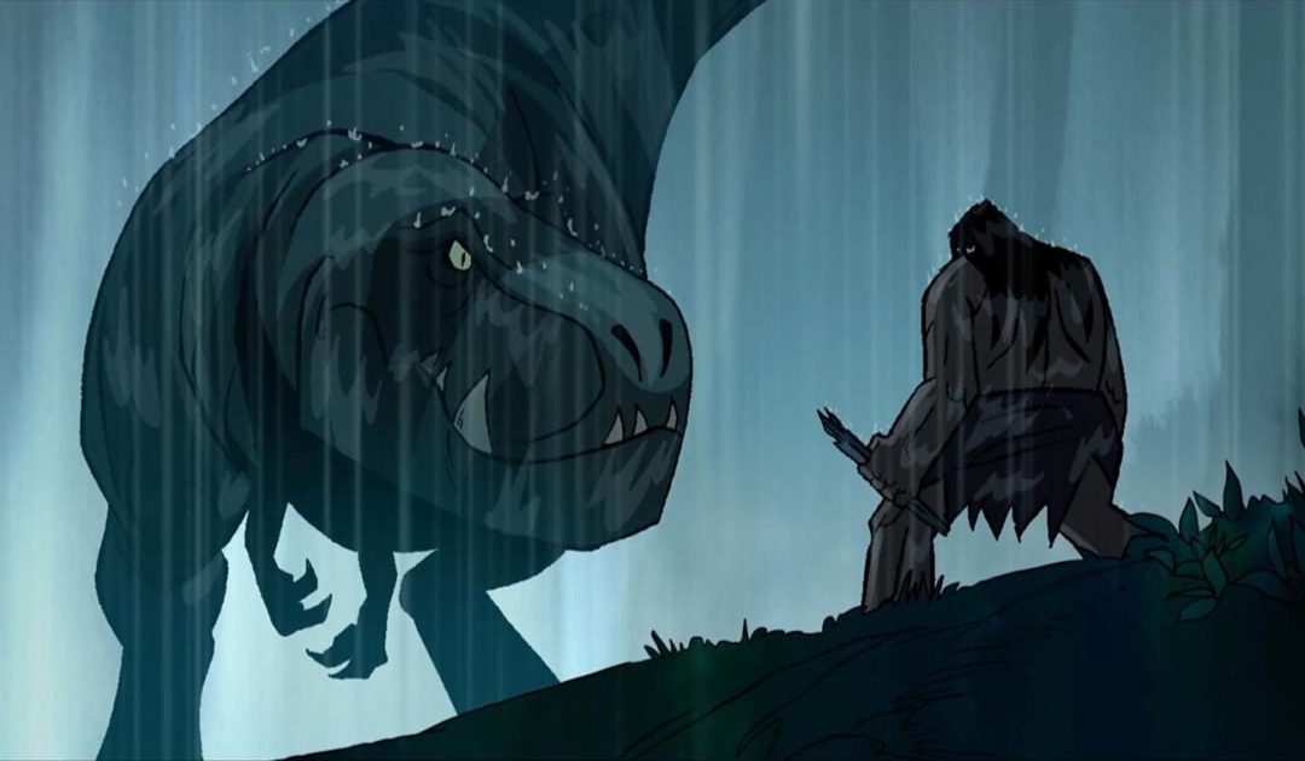 don't miss Primal by Genndy Tartakovsky on Cartoon Network