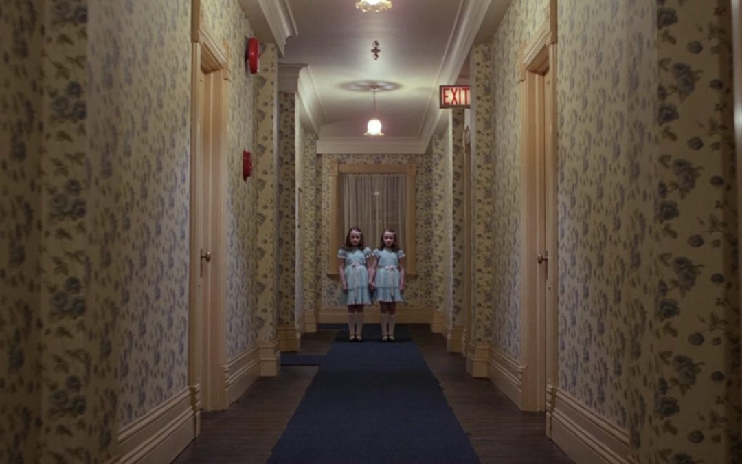 The Shining Overlook Hotel haunted hause vast intimate