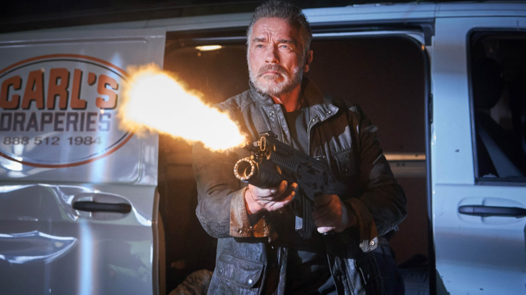 Terminator: Dark Fate Cynically Undoes Judgment Day